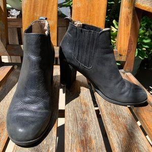 Dr. Scholl's Shoes - Dr. Scholl's Black Booties 8.5M